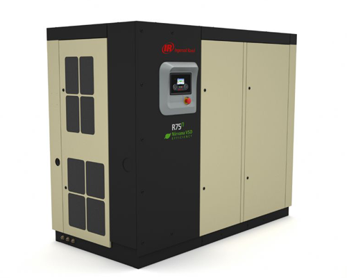 RS系列  45-75 kW 变频微油螺杆空压机